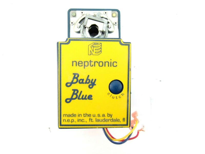 Neptronic BBTS 1000 Baby Blue HVAC Actuator