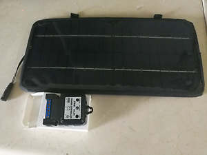 5w 18v Solar Panel Battery charger + controla new Alexandria Inner Sydney Preview