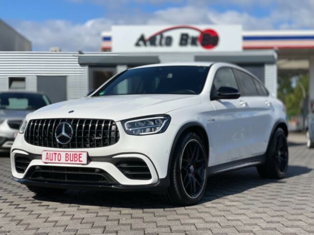 Mercedes-Benz GLC 63 S AMG 4Matic Coupe FACELIFT/ABGAS/NIGHT