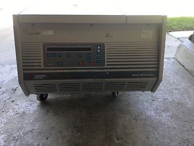 Beckman Coulter Allegra 25r Refrigerated Centrifuge