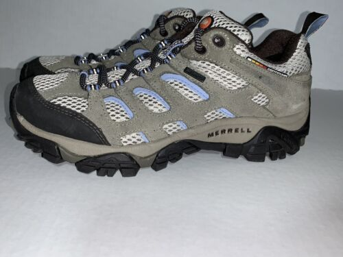 Merrell Moab Women's Hiking Shoes Size 8.5  Dusty Olive