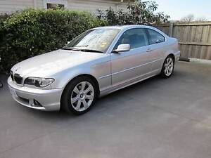 BMW  2003.   325CI COUPE  E46 Auto Sandy Bay Hobart City Preview