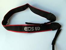 Canon shoulder / neck strap for Canon 6D 60D Baulkham Hills The Hills District Preview