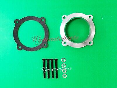 Throttle Body Spacer Fit 11-14 JEEP Grand Cherokee & 2018  Wrangler 3.6L V6 - Jeep Cherokee Throttle Body Spacer