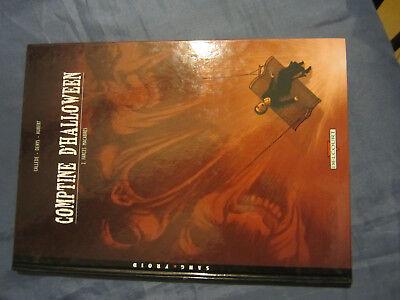 COMPTINE D'HALLOWEEN . Tome 2,  FARCES MACABRES. E.O. Année 2001. (Farces Halloween)