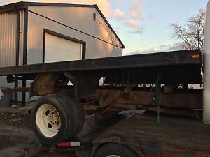 Flat bed for truck 8.5'x12'