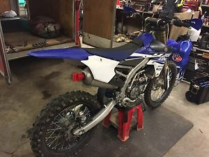 2015 YZ450F For Sale