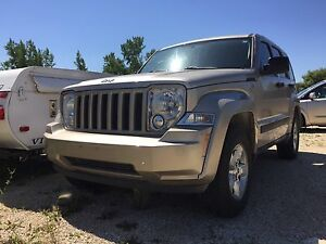 2010 Jeep liberty new safety