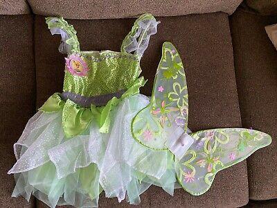 Disney's Fairies Tinkerbell Child's Halloween Costume, Size 4-6x
