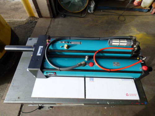 TOX Pressotechnik Air Over Hydraulic Cylinder 15,000lb Force Build Your Own Pres