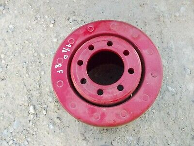Farmall Sh Sm Mta 300 350 460 Tractor Original Ih Late Model Paper Belt Pulley