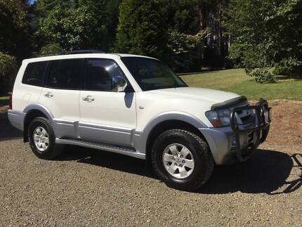 2003 Mitsubishi Pajero Exceed Diesel 3.2 Litre Healesville Yarra Ranges Preview