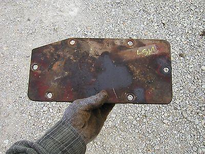 Farmall Louisville Sm Smta Mta Tractor Orignal Ih Belt Pulley Delete Cover Plate