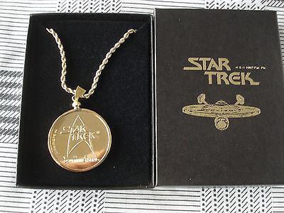 Star Trek 25th Anniversary / Enterprise Necklace