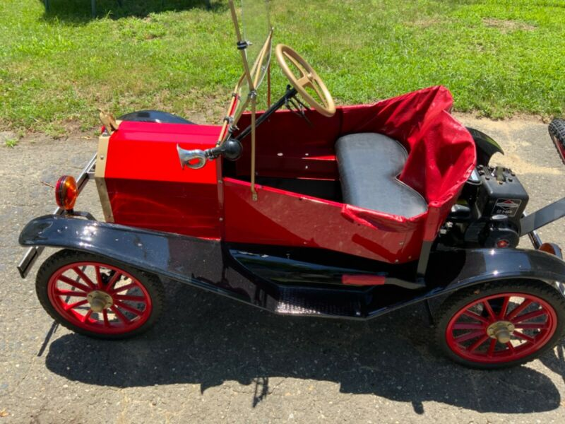 Restored Model T Go Kart AKA Shriners/Tin Lizzie 1960's with B&S 2hp engine