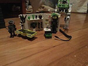 GROS pack de playmobil rare et moin rare