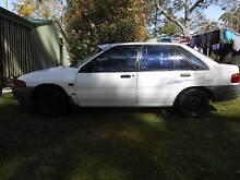 1990 Ford Laser Hatchback Glenreagh Clarence Valley Preview