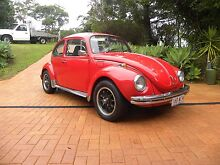 URGENT Must Sell 1971 Volkswagen Beetle S Bug Red Car Ex cond Biggera Waters Gold Coast City Preview