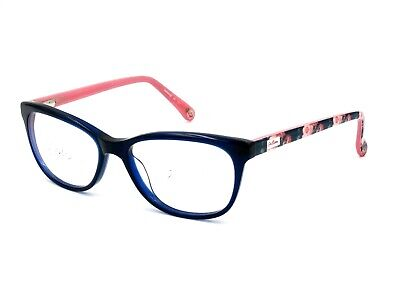 Specsavers Cath Kidston 04 Women's Eyeglasses Frame, Blue. 53-16-140 Acetate (Specsavers Spectacles)