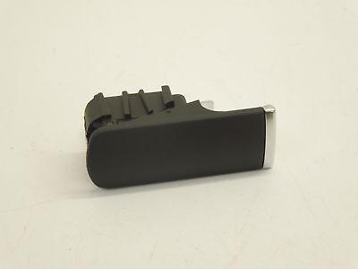 Audi A4 B6 B7 LHD Soul Black Glove Box Lid Handle New 8E1857131A6PS