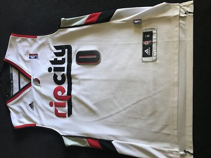 NBA Damian Lillard Portland Trailblazers RipCity Jersey