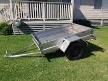 Brand New Stainless Steel 6x4 trailer Booragul Lake Macquarie Area Preview