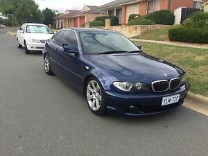 Bmw 325ci 2004 facelift model. Drummoyne Canada Bay Area Preview