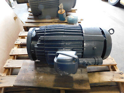 Us Electrical Electric Motor 30 Hp 286vpaz Frame 3515 Rpm 460 Volts