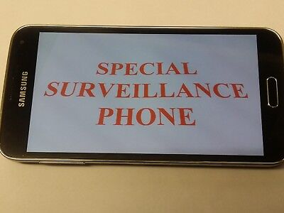 SECURITY SURVEILLANCE SOFTWARE SPY PHONE 007 BUG GPS TRACKING FOR ANDROID PHONE