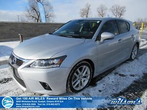 2014 Lexus CT 200h 200H HYBRID HATCH | SUNROOF | LEATHER | HTD S