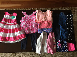Lot of 2t brand name clothes