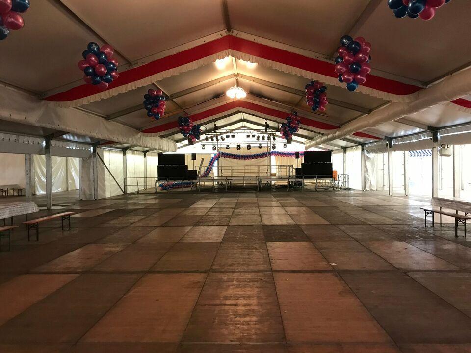 Gebrauchtes Zelt, Festzelt, Partyzelt, Zelthalle 16 x 30 m in Thüringen - Saale-Holzland-Kreis