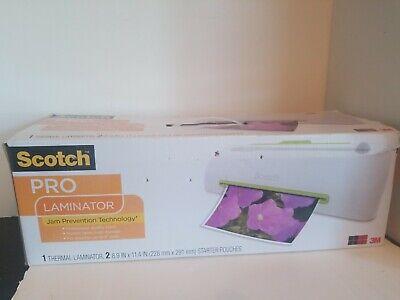 Scotch Pro Thermal Laminator Never Jam MMMTL906