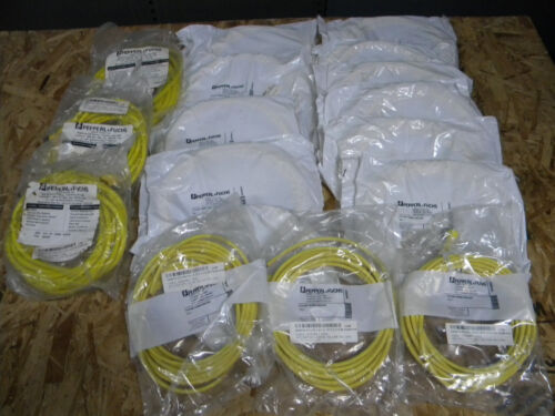 PEPPERL + FUCHS CONNECTOR CABLE LOT