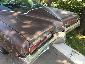 1972 Buick Riviera GS $1000 Firm