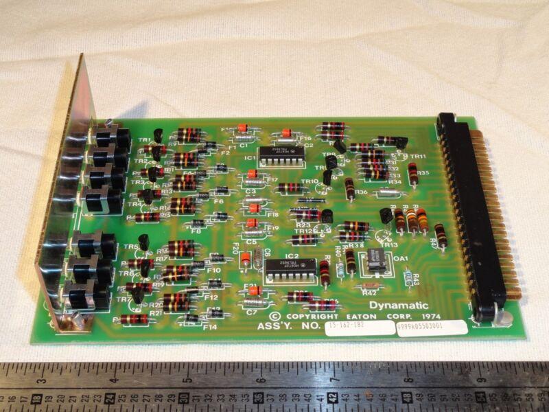 EATON DYNAMATIC 15-162-182 42-98-20 PCB Circuit Board
