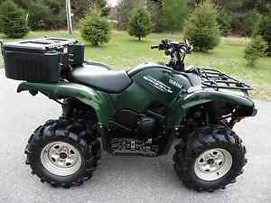 2011 YAMAHA GRIZZLY 550 EPS EFI 4WD AUTO WINCH ITP TIRES NICE