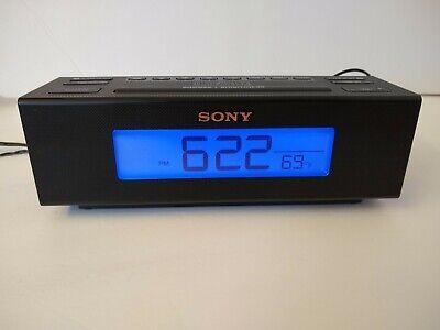 Sony Dream Machine ICF-C707 FM/AM Digital Clock Radio Nature Sounds better sleep