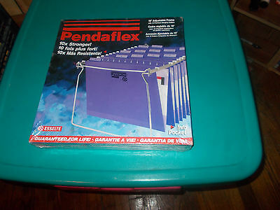 Pendaflex Frame Kit 12 Hanging Folders Metal Adjustable File Frame Kit 18247 18