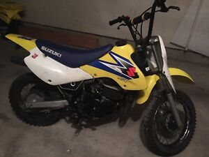 2006 Suzuki JR 80 Two Stroke Dirt Bike