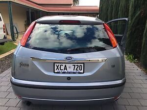 2004 Ford Focus Cl Blair Athol Port Adelaide Area Preview