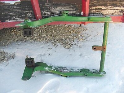 John Deere Mt Tractor Jd Main Hitch W Bolt Bolts