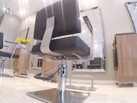 Chair rental for a Hairstyist in Oldstrathcona