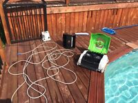 SWIMMING POOL MAINTENANCE AND CLEANING SERVICES