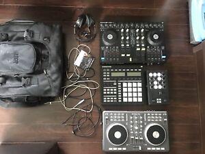 DJ Equiptment.