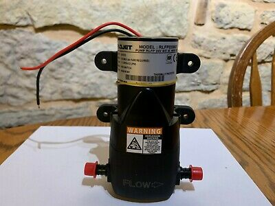Flojet Self Priming Water Pump Lfp521401 - 115 V Ac - 40 Psi - 0.7 Gpm - 38 In.