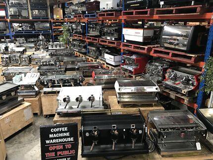 La Marzocco Espresso Coffee Machine Warehouse Cafe