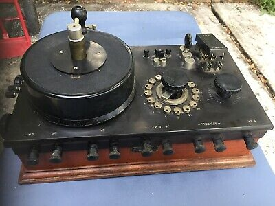 Vintage Leeds Northrup Potentiometer State Of The Art When Made.