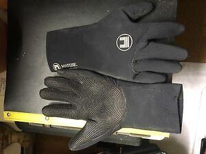 Wetsuit : Matuse Shabo Gloves 4mm