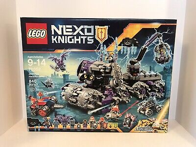 LEGO NEXO KNIGHTS 70352 Jestro's Headquarters Set Building Toy NEW Sealed